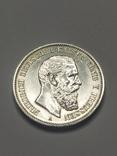 2 марки 1888 Фридрих, фото №2