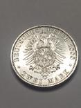 2 марки 1888 Фридрих, фото №3