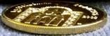 50   рублів Білорусь /точна копія золотої/ не магнітна  позолота 999, фото №3
