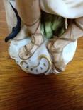 """Статуэтка """"Римлянин со змеёй"""", Япония., фото №4"""
