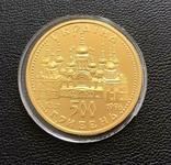 500 гривень 1996 рік. Оранта. Золото 31,1 грам. Банківський стан  000071, фото №3