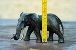 Слон - бронза, фото №9