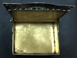 Серебряная солонка 84 пробы. Хлебников 1873 год (без соли без хлеба половина обеда), фото №11