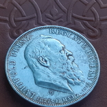 5 марок 1911 Бавария, фото №3