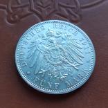 5 марок 1911 Бавария, фото №7
