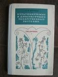 Культивируемые и дикорастущие лекарственные растения 1974г., фото №2