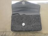 Театральная сумочка вышитая бисером, фото №5