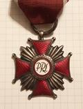 Крест За заслуги второй степени Польша, фото №3