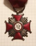 Крест За заслуги второй степени Польша, фото №4