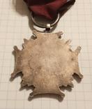 Крест За заслуги второй степени Польша, фото №7