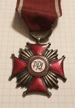Крест За заслуги второй степени Польша, фото №8