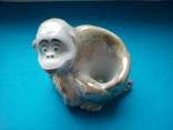 Пепельница обезьянка., фото №3