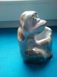 Пепельница обезьянка., фото №5