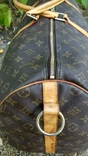 Дорожная сумка louis vuitton, с номером, фото №7