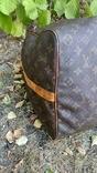 Дорожная сумка louis vuitton, с номером, фото №11