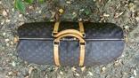 Дорожная сумка louis vuitton, с номером, фото №12