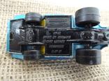 Модель Tire Fryer Matchbox №42 1972рік Англія, фото №7