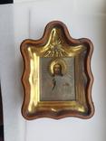 Икона Господь Вседержитель в киоте-(2), фото №2
