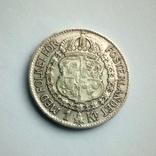 Швеция 1 крона 1940 г. - серебро, фото №6