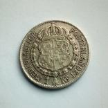 Швеция 1 крона 1940 г. - серебро, фото №7