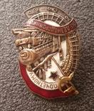 Знак СССР. Почетному железнодорожнику, 38 тыс., фото №6