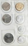 Годовой набор монет Израиля (Israel) 1979 года, 7 монет, фото №4