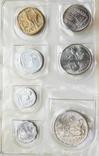 Годовой набор монет Израиля (Israel) 1979 года, 7 монет, фото №6