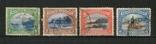 Британские колонии. 1935 Тринидад и Тобаго, местные виды Лот 4 шт., фото №2