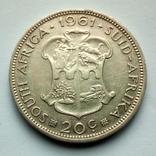 Южная Африка 20 центов 1961 г., фото №4