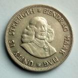 Южная Африка 20 центов 1961 г., фото №5