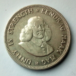 Южная Африка 20 центов 1961 г., фото №6