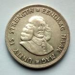 Южная Африка 20 центов 1961 г., фото №7