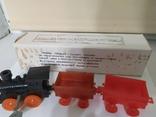 """Заводная игрушка """"Поезд"""" , новый, фото №3"""