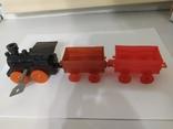 """Заводная игрушка """"Поезд"""" , новый, фото №7"""