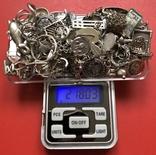 Підвіски, ладанки срібні 925пр/218грм, фото №5