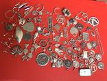 Підвіски, ладанки срібні 925пр/218грм, фото №6