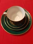 Чайная тройка ГДР, фото №5