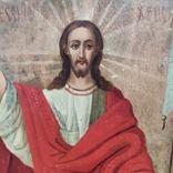 Воскресение Христово. Икона. 21х29. Красивые лики., фото №4