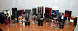 Пустые флаконы с разной парфюмерии + пустые коробки в подарок, фото №3