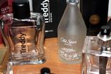 Пустые флаконы с разной парфюмерии + пустые коробки в подарок, фото №11
