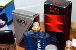 Пустые флаконы с разной парфюмерии + пустые коробки в подарок, фото №13
