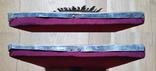 Ікона Володимирська Богородиця, латунь, 22,5х18,0 см, фото №12