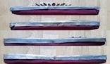 Ікона Володимирська Богородиця, латунь, 22,0х17,2 см, фото №12