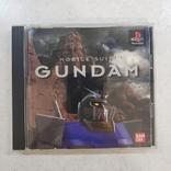 Mobile Suit Gundam (PS1, NTSC-J), фото №2