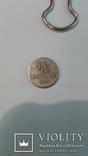 1/2 копейки 1961 год Пробная монета пол копейки СССР округлые копия, фото №2