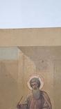 Хромолитография, Св. Евангелист Матфей, фото №5