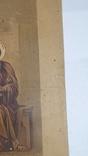 Хромолитография, Св. Евангелист Матфей, фото №6