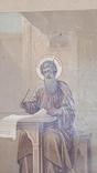 Хромолитография, Св. Евангелист Матфей, фото №7