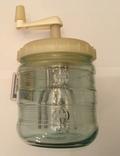 Миксер ручной СССР 1960 стекло металл пластик, фото №5