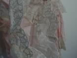 Рубашка женская конец 19 века батист Италия, фото №4